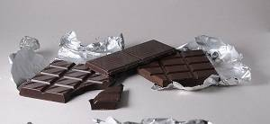 Dark chocolate  a superfood (image by Simon A. Eugster from Wickipedia)