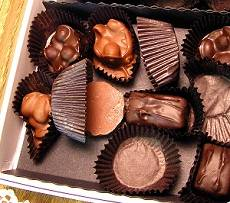 Selection Of Chocolate