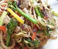Sweet Chilli Beef Stir-Fry