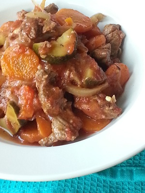 Slow Cooked Provençal Beef Stew